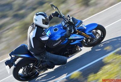 Suzuki: promozioni e nuovo listino con la GSX-S1000 ABS