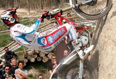Europeo Trial 2015: Gianluca Tournour vince la Champion
