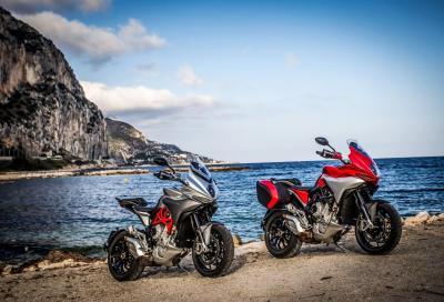 MV Agusta Turismo Veloce: le foto ufficiali (mega gallery)