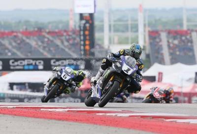 MotoAmerica 2015 al COTA: che trionfi per la Yamaha R1!