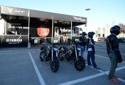 Yamaha MT Tour 2015: le date dei test ride su strada