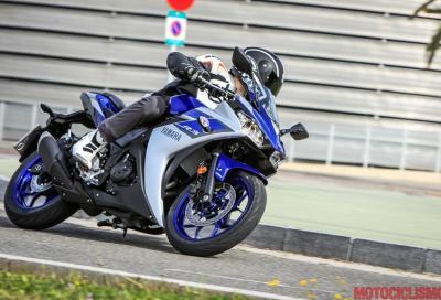 Test Yamaha YZF-R3: sportiva da città, entry level da pista