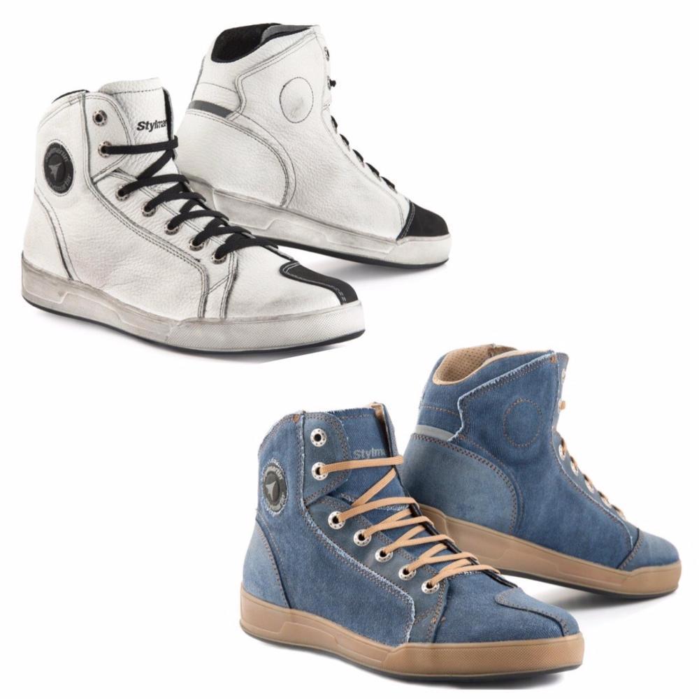 Nuove scarpe Stylmartin Melbourne e Panama  le sneakers per ogni ... 16488b3bf5c