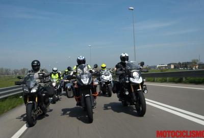 "Comparativa crossover: ""Vittoria alla Yamaha Tracer!"""