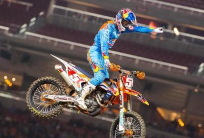 AMA Supercross 2015: 7° trionfo di Dungey e KTM