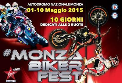 Monza Biker Fest 2015: 10 giorni di divertimento su due ruote