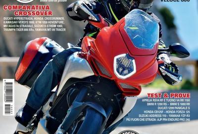 Motociclismo di maggio 2015 arriva in edicola