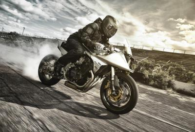Suzuki Katana special: New Jack by Icon