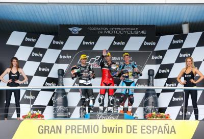 Moto2 Jerez 2015: Folger batte Zarco e Rabat. Rins chiude col botto