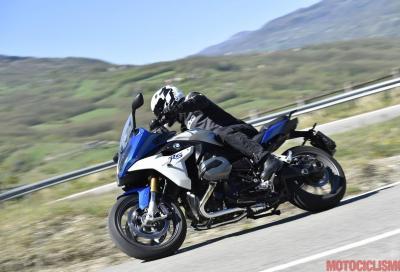 Al Top la R 1200 RS, le sportive, la MotoGP, Motociclismo di maggio
