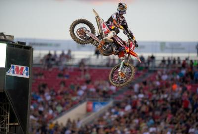 AMA SX 2015: Las Vegas conferma le KTM di Dungey e Musquin