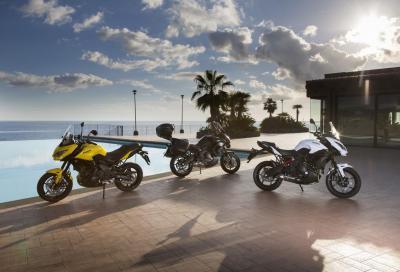 """Test Ride Kawasaki: le """"verdone"""" l'8 e il 9 maggio a Imola"""