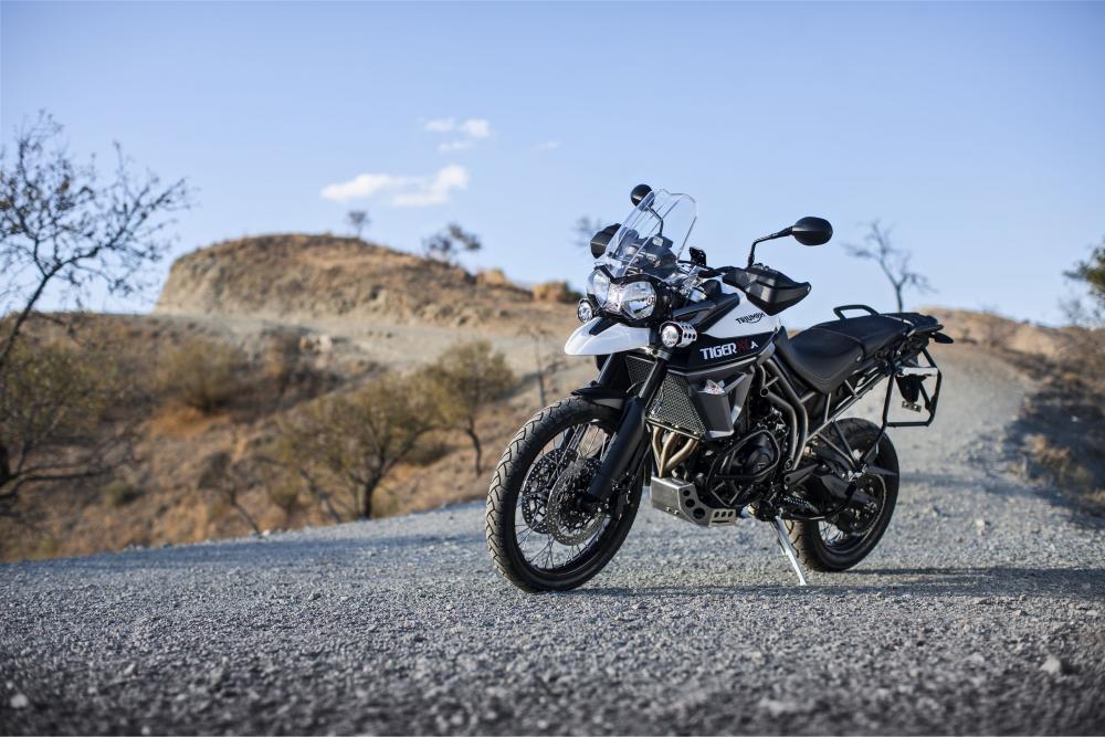 Triumph Nel Nuovo Listino 2015 Anche La Tiger 800 Xca Motociclismo