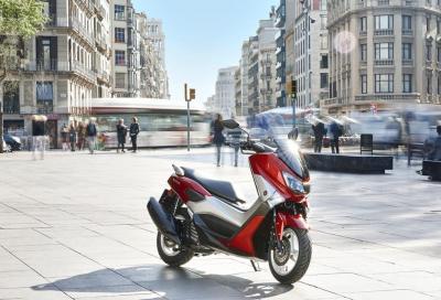 Il nuovo Yamaha NMax arriva in Italia