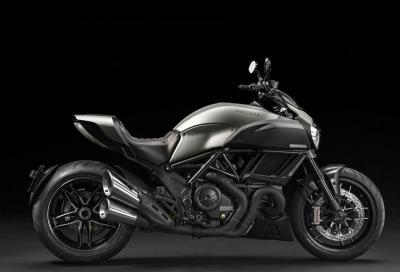L'esclusiva Diavel Titanium disponibile nei Ducati Store