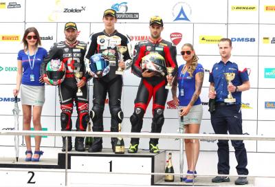 IDM 2015: a Zolder dominio di Reiterberger (BMW). Lanzi a podio