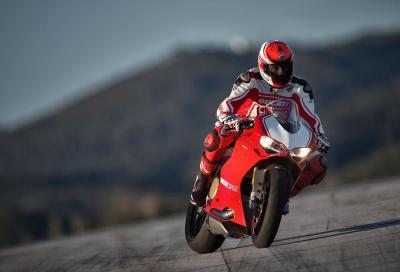 Ducati Panigale R 2015: mega gallery e video