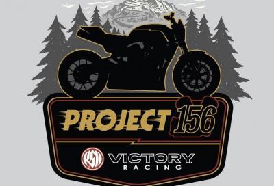 """Il prototipo Victory 156 (motore """"a liquido"""") alla conquista del Pikes Peak"""