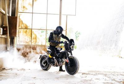 Ducati Scrambler: la special by Vibrazioni Art Design