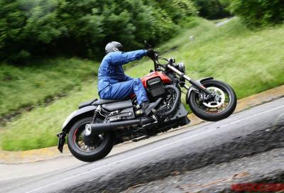 Test delle Moto Guzzi Audace ed Eldorado: innovazione e tradizione