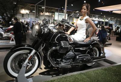 """Audace e Eldorado: scoprile ai """"Moto Guzzi Proud Days"""""""