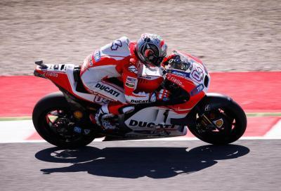 Dovizioso e Ducati da record nelle libere MotoGP 2015 al Mugello