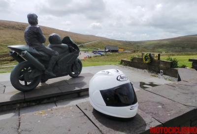 Arai RX-7V: il nuovo casco top di gamma della Casa nipponica