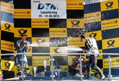 IDM 2015, Lausitzring II: Neukirchner e Reiterberger si spartiscono le vittorie