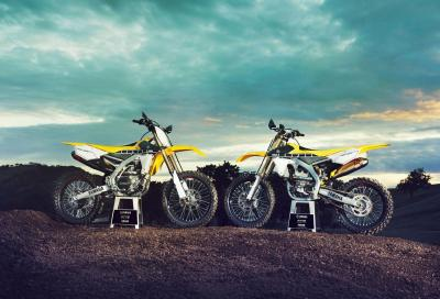 Yamaha presenta la gamma Off-Road Competition 2016