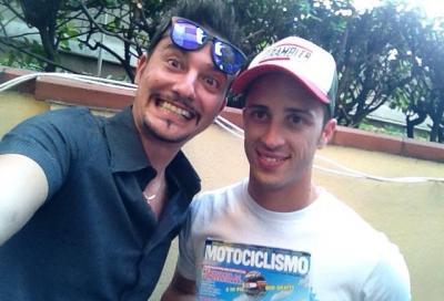 """Andrea Dovizioso: """"Ci manca davvero poco per stare con Yamaha"""""""