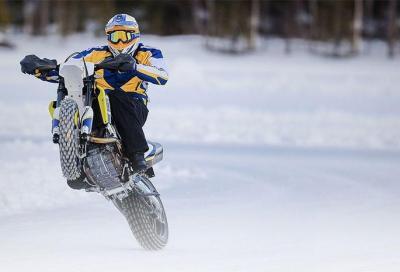 Husqvarna 701 Supermoto: vinci un test in Svezia!