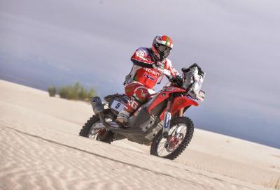 Il video del trionfo Honda al rally Desafio Ruta 40
