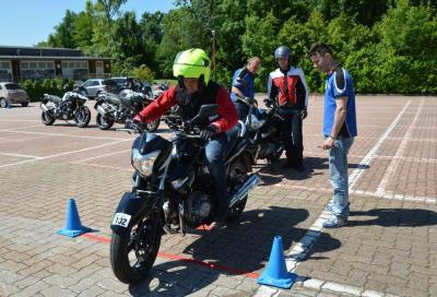 Consumi record Suzuki: 80 km/l in scooter, 40 km/l in moto