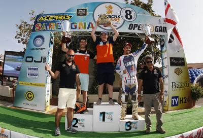 Sardegna Rally Race: vince Walkner l'edizione 2015