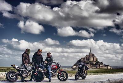 La Land of Joy di Scrambler Ducati è a Wheels and Waves 2015