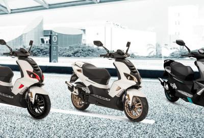 Peugeot presenta il nuovo Speedfight4