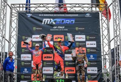 Europeo cross 2015 300/125: Maddii e Renaux vincono a Maggiora