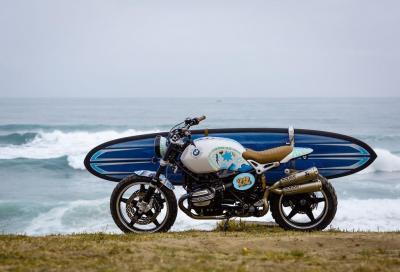 BMW Concept Path 22: la R nineT scrambler per i surfisti