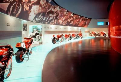 Il Museo Ducati fa poker su TripAdvisor