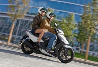 Kymco: gamma scooter in promozione fino al 31 luglio