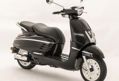 Peugeot Django: arriva anche il 50 cc