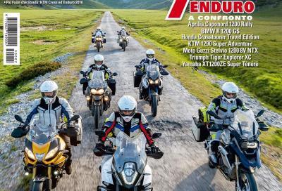 Motociclismo di luglio 2015 è in edicola