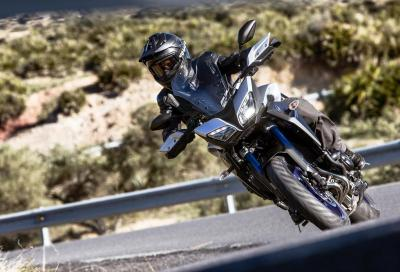Yamaha: dal 3 al 5 luglio i test ride al Motoraduno Stelvio