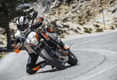 """Campagna promozionale KTM: le """"arancioni"""" sono scontate a luglio!"""