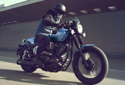 Nuovo listino Yamaha 2015: arrivano la XV950 Racer e l'NMax