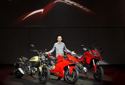 Ducati: record di vendite nei primi sei mesi del 2015