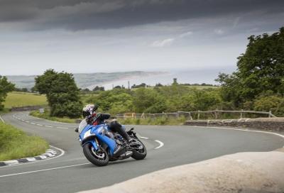 Suzuki GSX-S1000S: sulle strade del Tourist Trophy