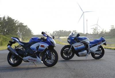 """Suzuki: una """"Limited Edition"""" per i 30 anni della GSX-R"""
