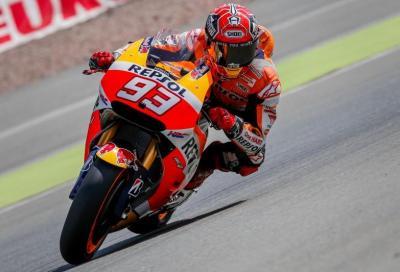 MotoGP 2015, libere al Sachsenring: Marquez prepara la vendetta!