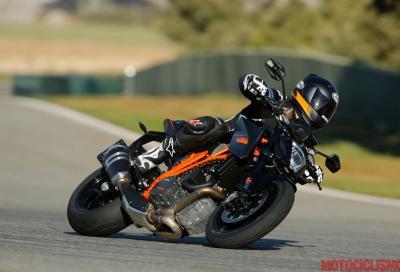 KTM 1290 SuperDuke R: richiamo per possibili problemi al serbatoio